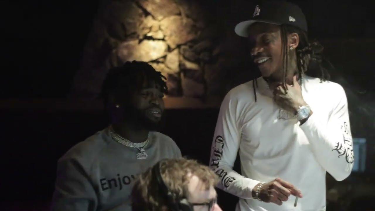Wiz Khalifa – DayToday – Working w/ Narissa (she raps but she can sang)