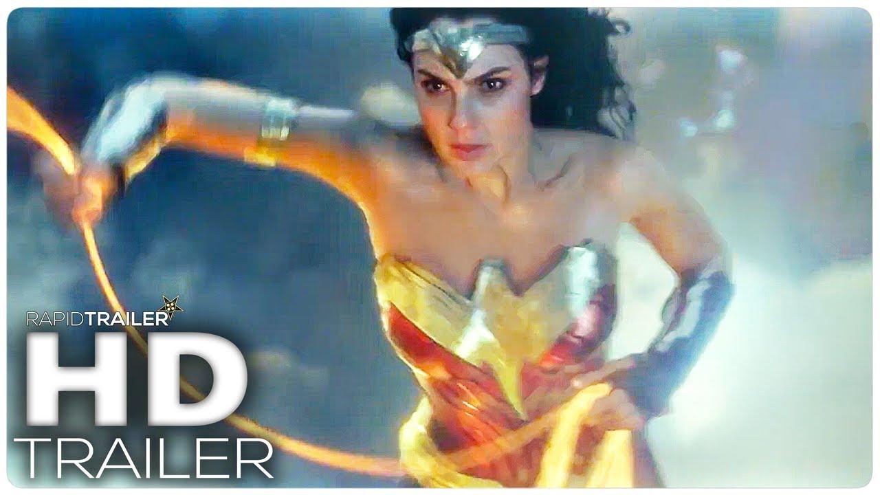 WONDER WOMAN 1984 Final Trailer (2020) Gal Gadot, Superhero Movie HD