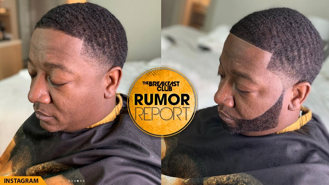 Yung Joc Roasted For Getting A Fake Beard, Envy Is Jealous