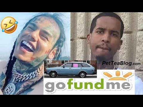 6ix9ine Laughs at Lil Reese Leaking & Starts GoFundMe to Get him a $2000 CAR! 🚗💰😈 Video