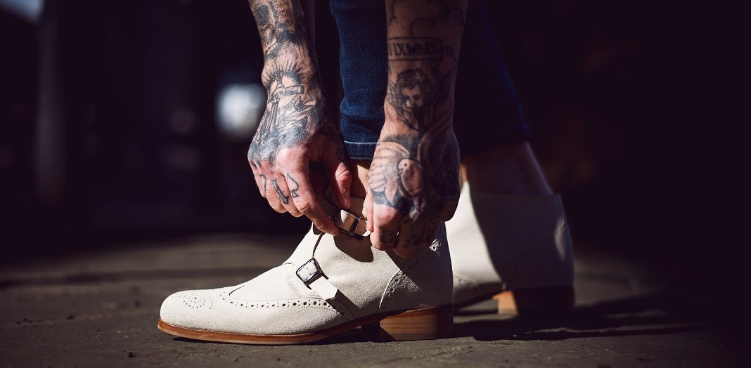 Elevator shoes - Stand Out from the Crowd