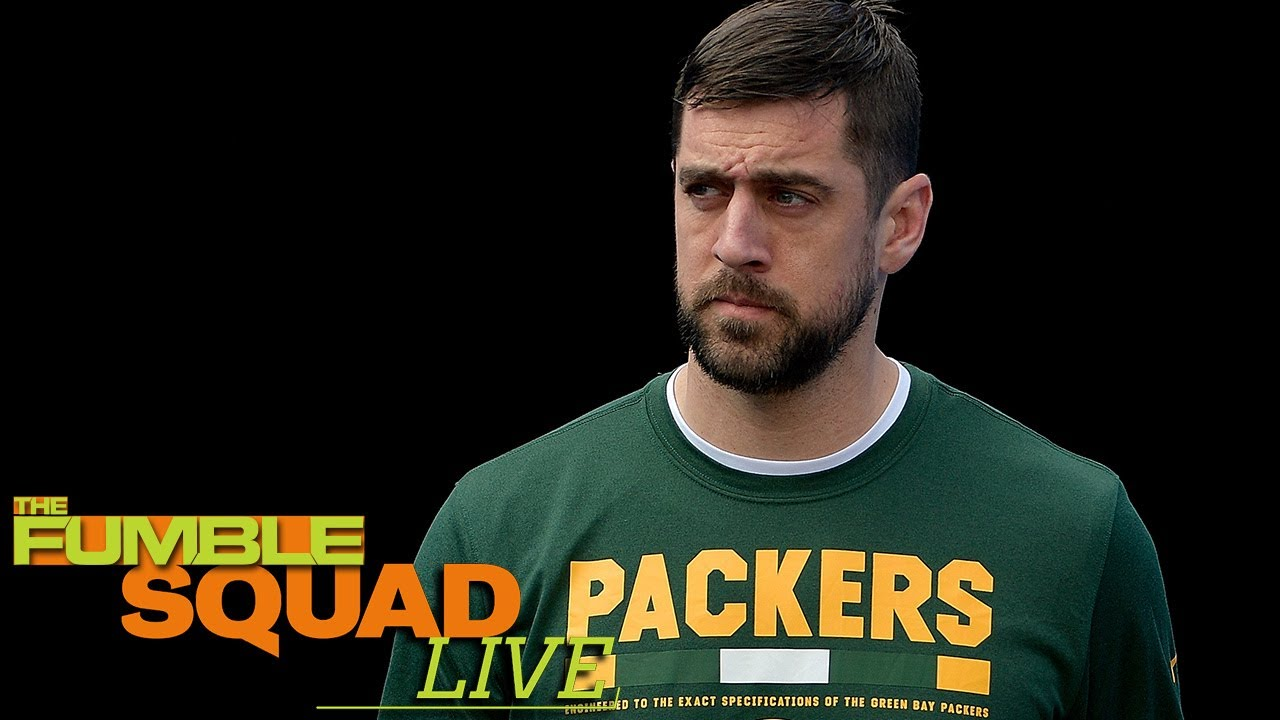 Aaron Rodgers HATES Green Bay, Refuses To Play Next Season But GM Says No WAY They Are Trading Him