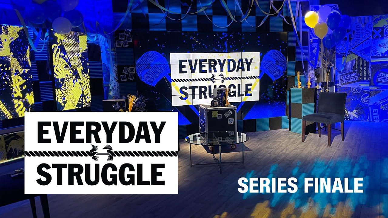 Akademiks, Nadeska & Wayno Say Goodbye on the Everyday Struggle Series Finale   Everyday Struggle