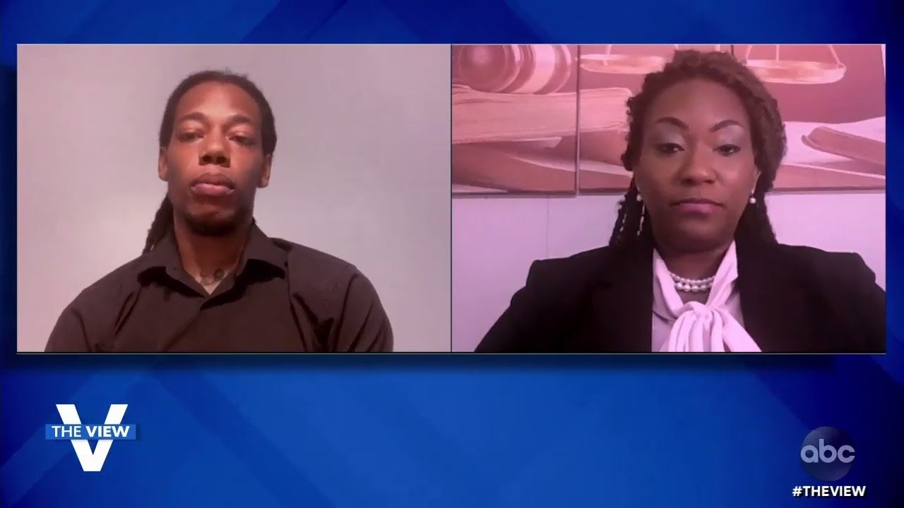 Andrew Brown Jr.'s Son, Family Lawyer React to No Charges Against Sheriff's Deputies | The View