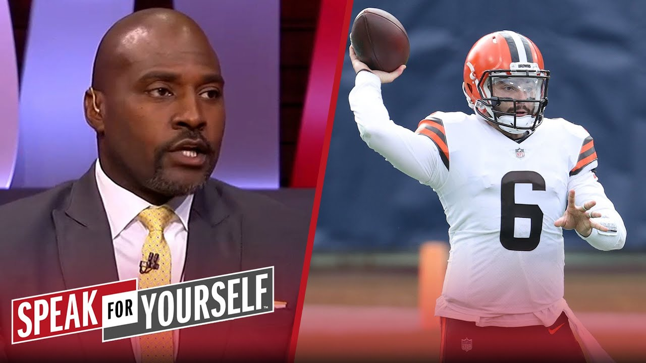 Baker Mayfield is too inconsistent to be a top 10 quarterback — Wiley | NFL | SPEAK FOR YOURSELF