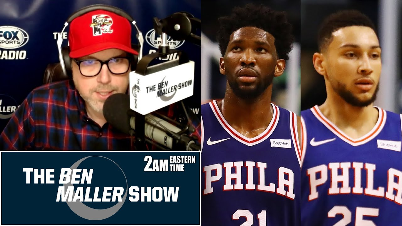 Ben Simmons is a Liability Late in Games for Philadelphia | BEN MALLER SHOW