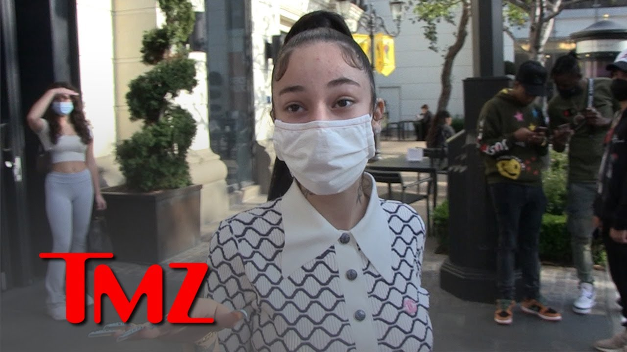 Bhad Bhabie Says Critics of Her OnlyFans Appearance are Just Jealous | TMZ