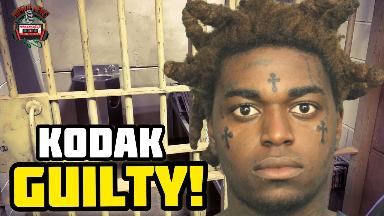 BREAKING: Kodak Black Just Sentenced!