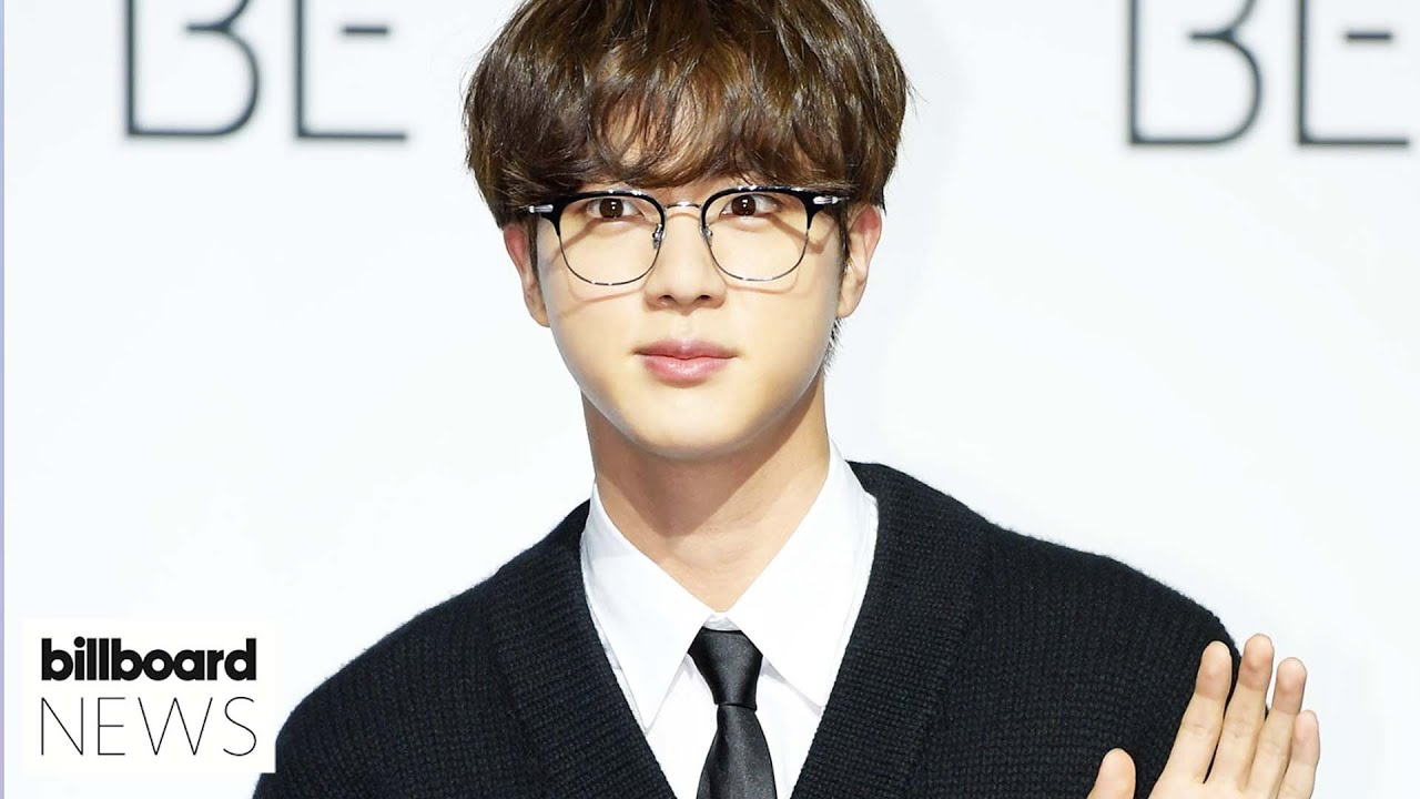 BTS' Jin Opens Up About Finding Joy During the Pandemic & His Insecurities I Billboard News