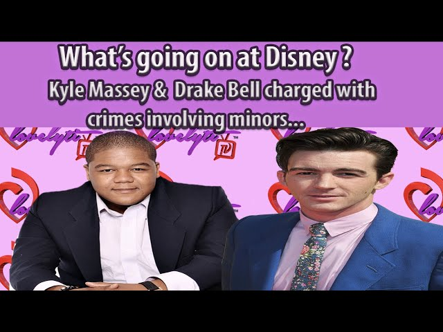 Call in show~Kyle Massey & Drake Bell Charged with crimes against minors