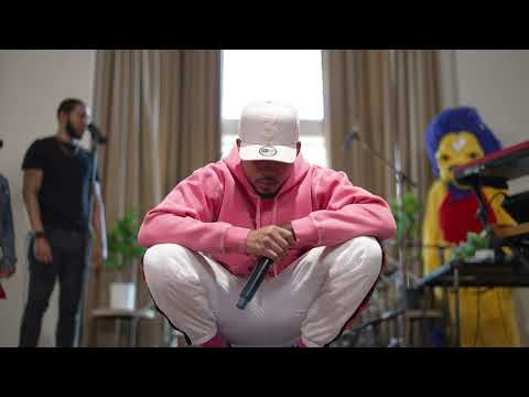 Chance The Rapper – Work Out LIVE (House of Kicks)