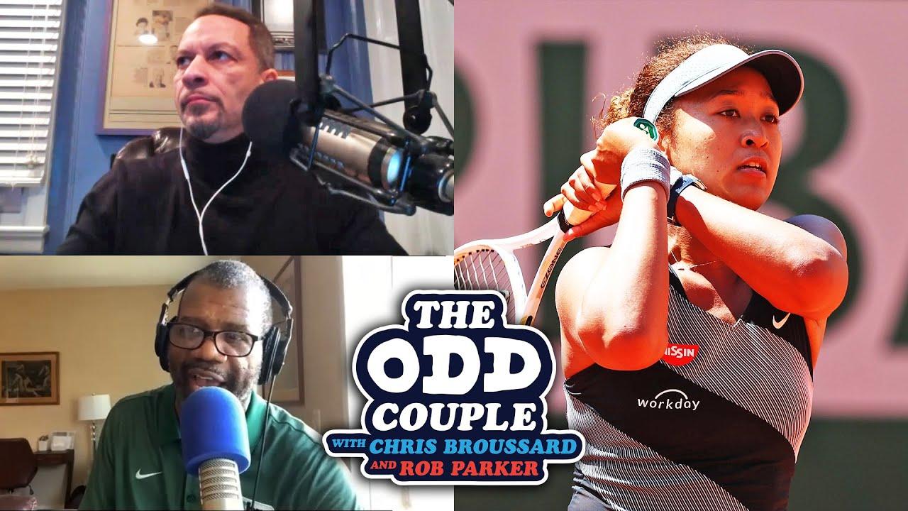 Chris Broussard & Rob Parker – Statement By Naomi Osaka's Sister Undermines Her Media Boycott