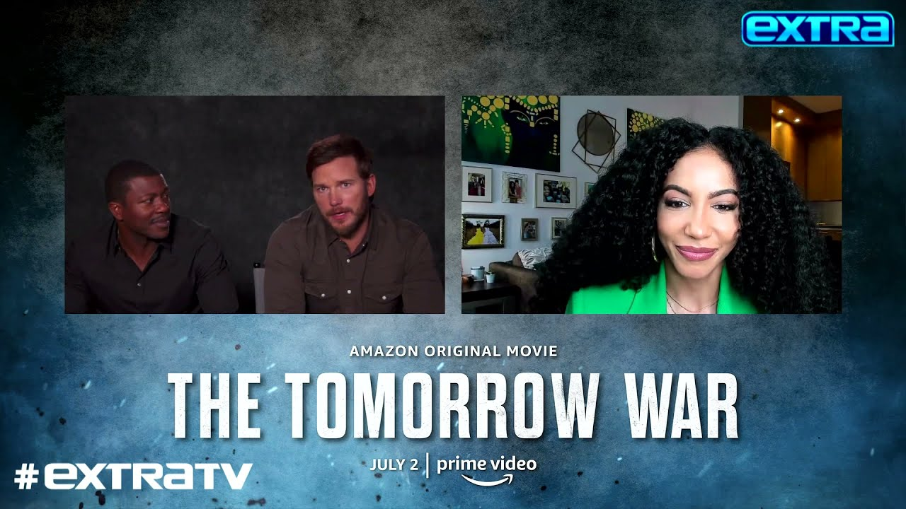 Chris Pratt on How Parenthood Influenced His Performance in 'Tomorrow War,' Plus: He Talks Baby Lyla