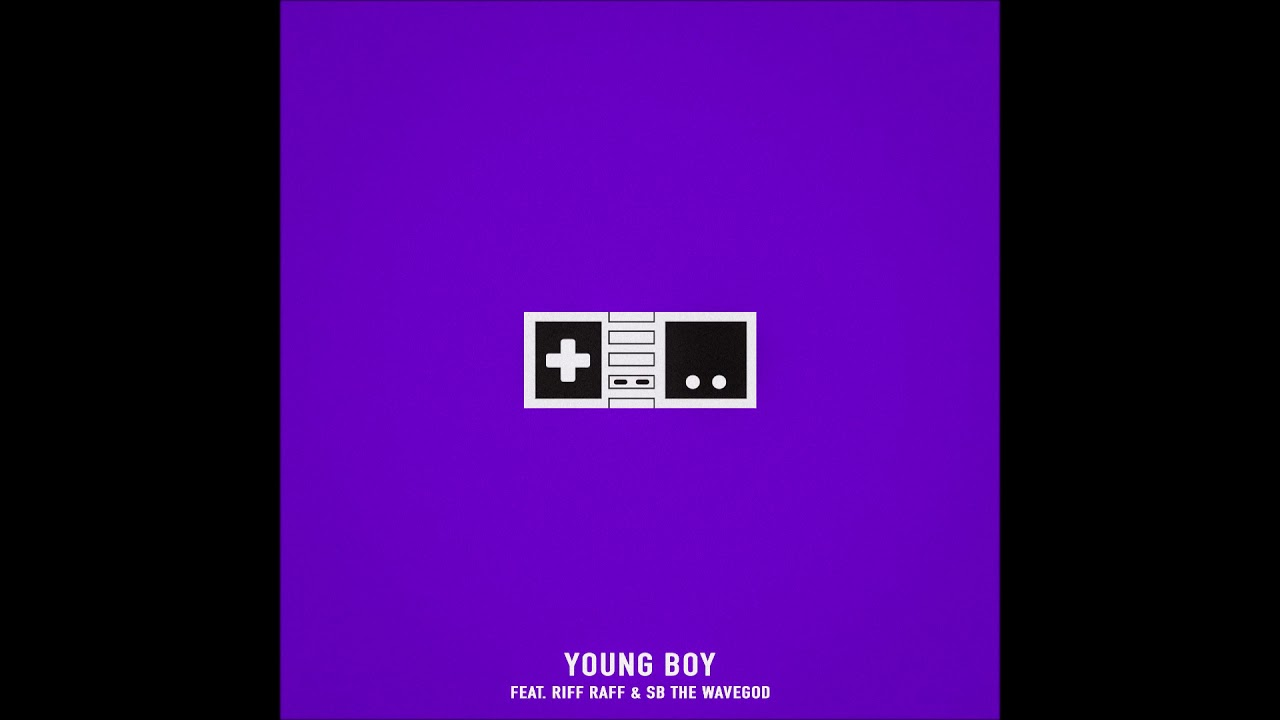 """Chris Webby feat. Riff Raff & SB The Wavegod – """"Young Boy"""" OFFICIAL VERSION"""