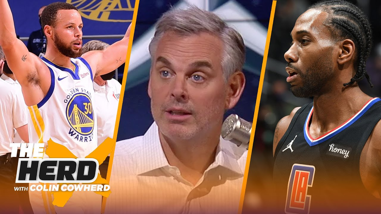 Clippers are terrified of Lakers, Steph Curry is greatest shooter in NBA history —Colin   THE HERD