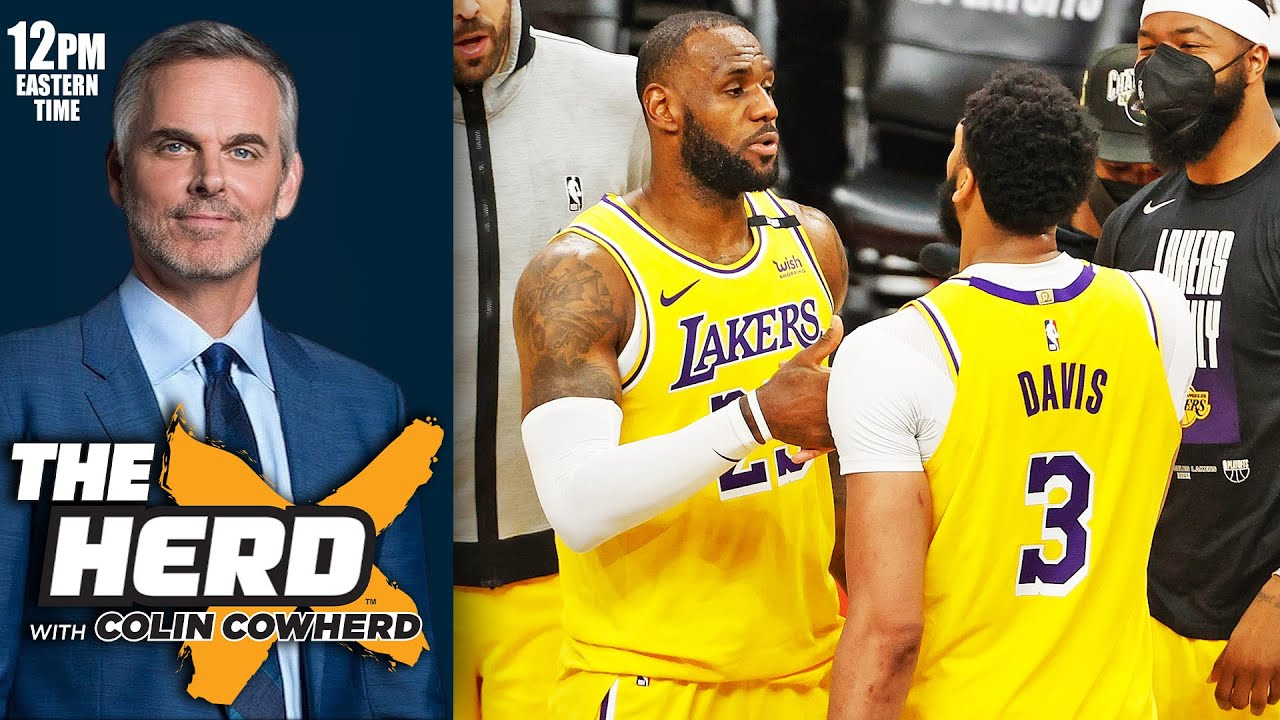 Colin Cowherd – Anthony Davis Bounces Back But Can He Do it Again?