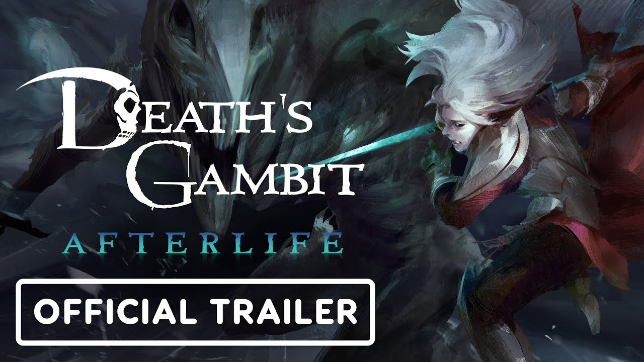 Death's Gambit: Afterlife – Official Trailer | Summer of Gaming 2021