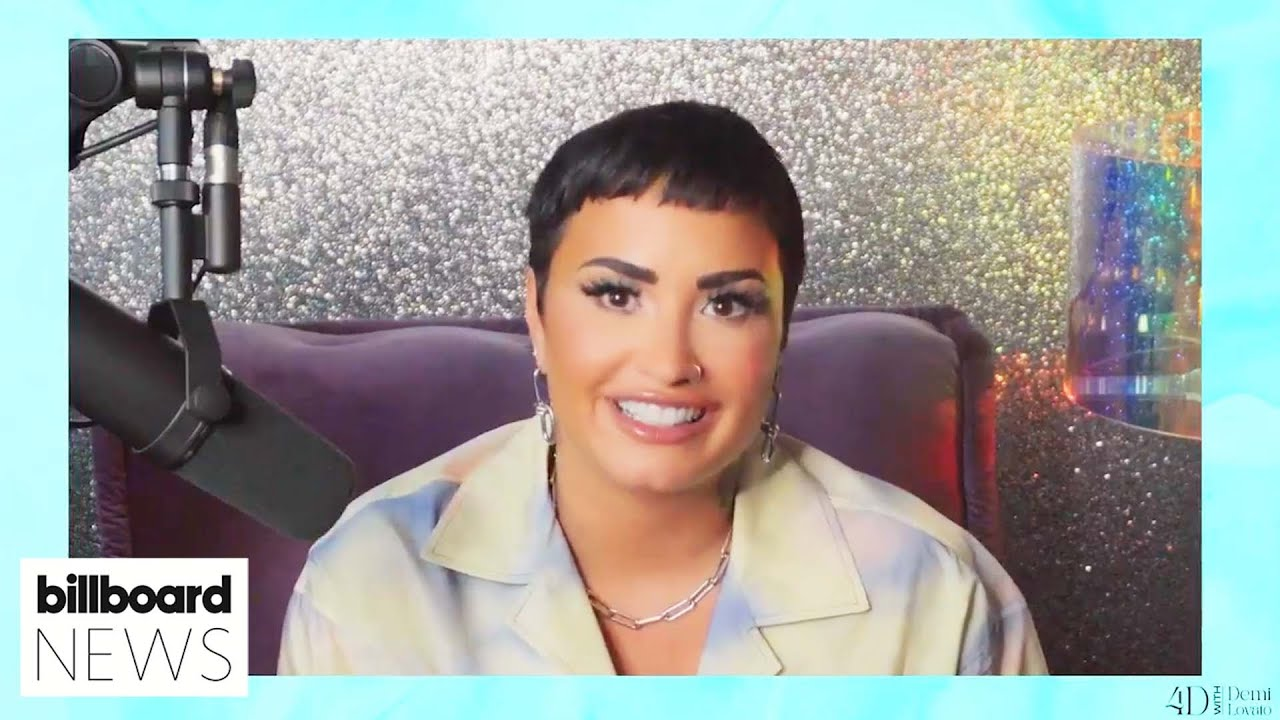 Demi Lovato Identifies As Non-Binary And Changes Pronouns to They/Them  | Billboard News