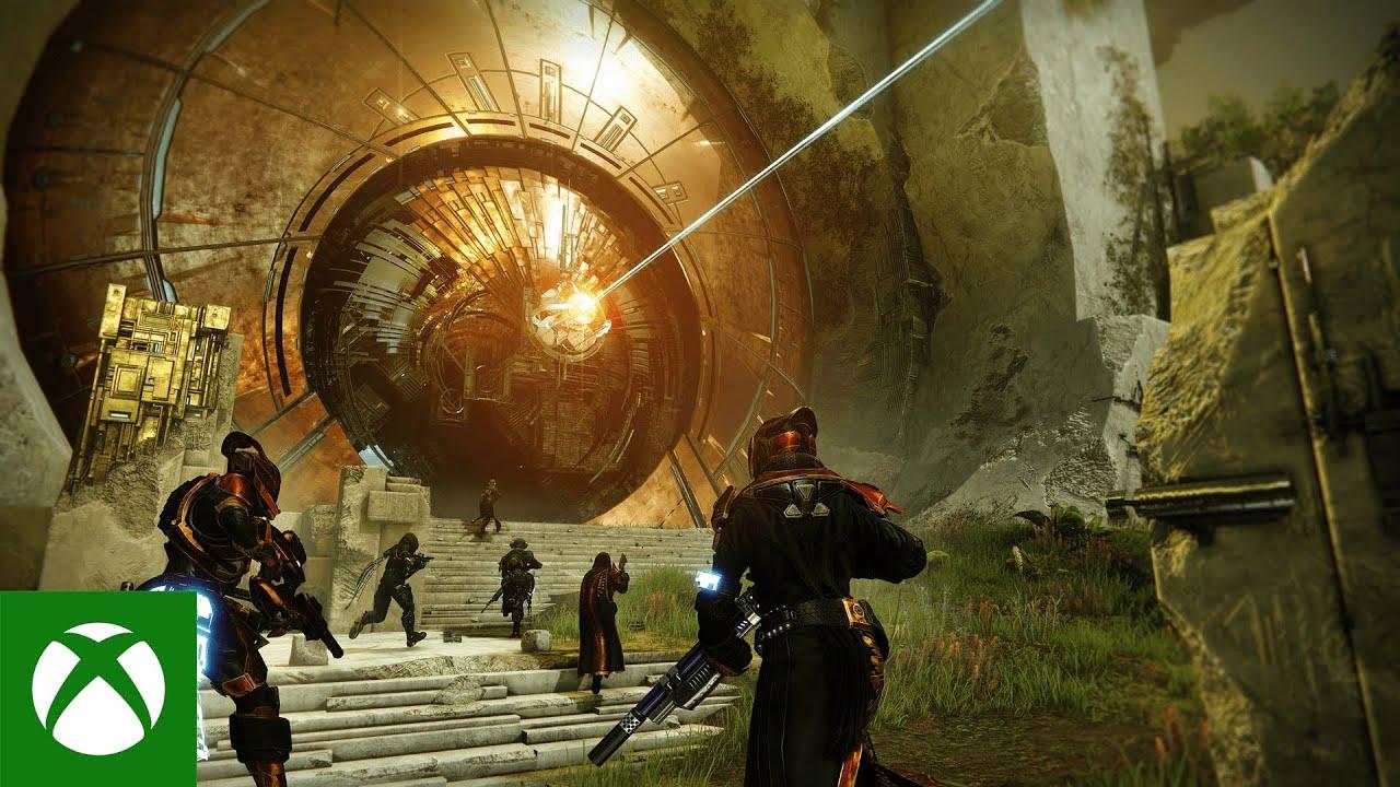 Destiny 2: Season of the Splicer – Vault of Glass Trailer