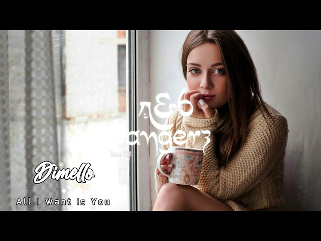 Dimello – All I Want Is You (RnBass)