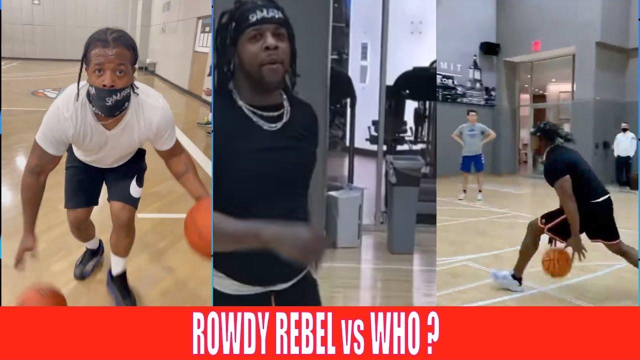 DOES ROWDY REBEL HAVE REAL BASKETBALL SKILLS