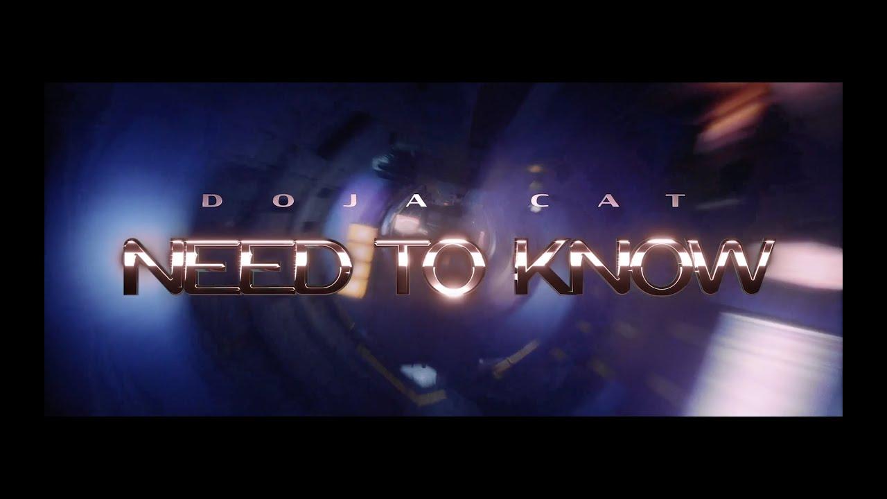 Doja Cat – Need To Know (Trailer)