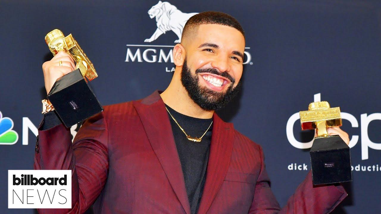 Drake Will Receive Billboard's Artist of the Decade Award at the BBMAs | Billboard News