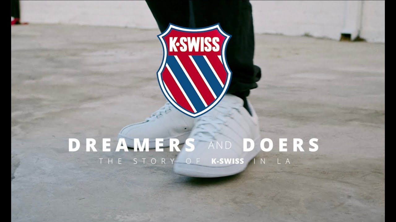 Dreamers and Doers (Sponsored by K-Swiss)   Feat. Baron Davis and YG   All Def