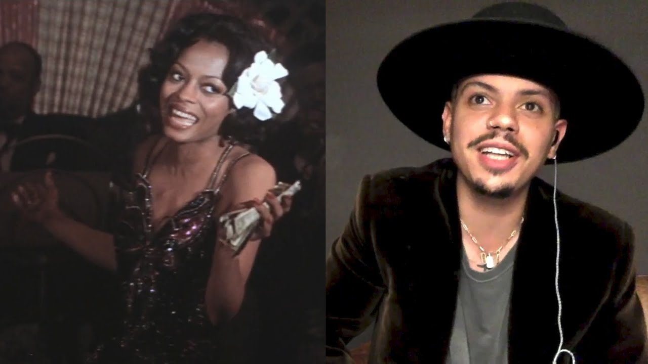 Evan Ross Shares What Mom Diana Ross Thinks About 'The United States Vs. Billie Holiday'