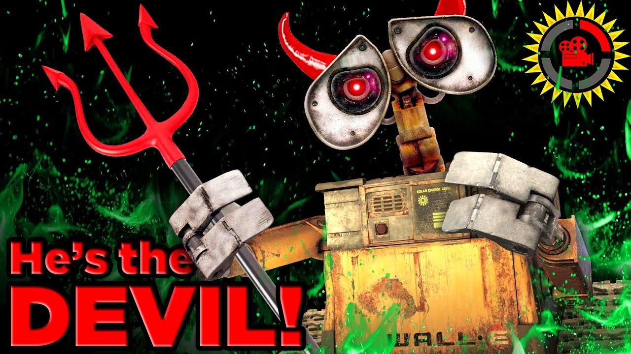 Film Theory: Is Wall-E Satan?