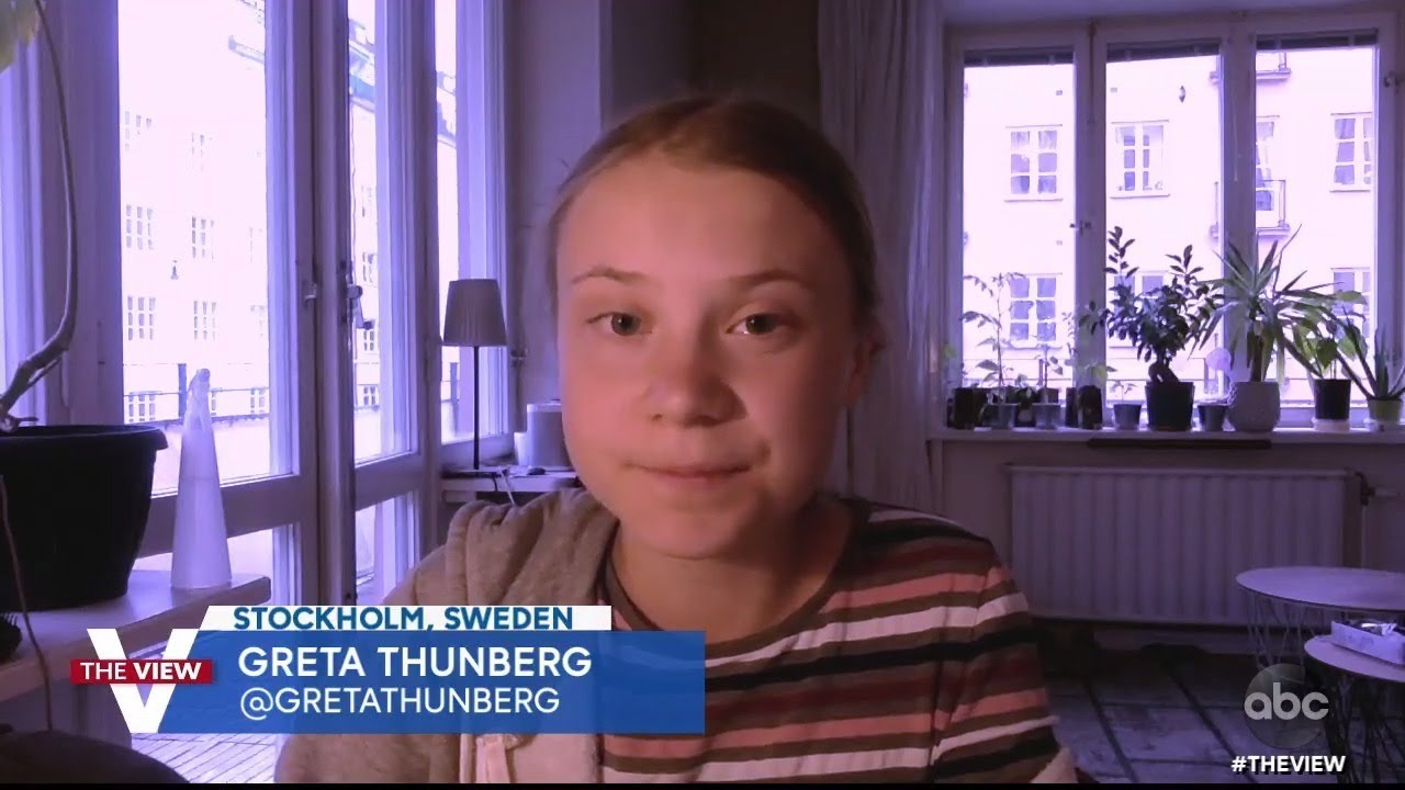 """Greta Thunberg Discusses Short Film """"#ForNature"""" and How to Start Making Green Choices 