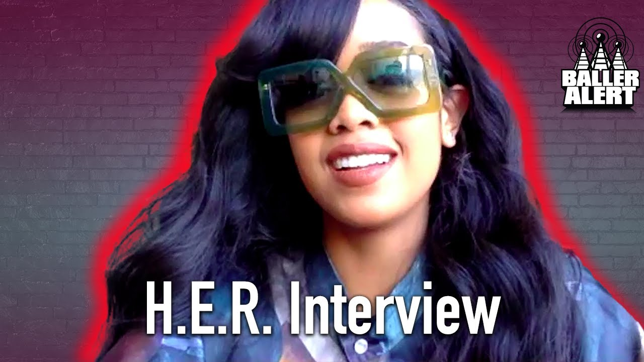 H.E.R. Gives Insight into Her Mysterious Look In Beginning of Career, Reveals New Projects and More!