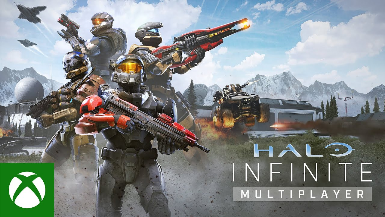 Halo Infinite Official Multiplayer Reveal