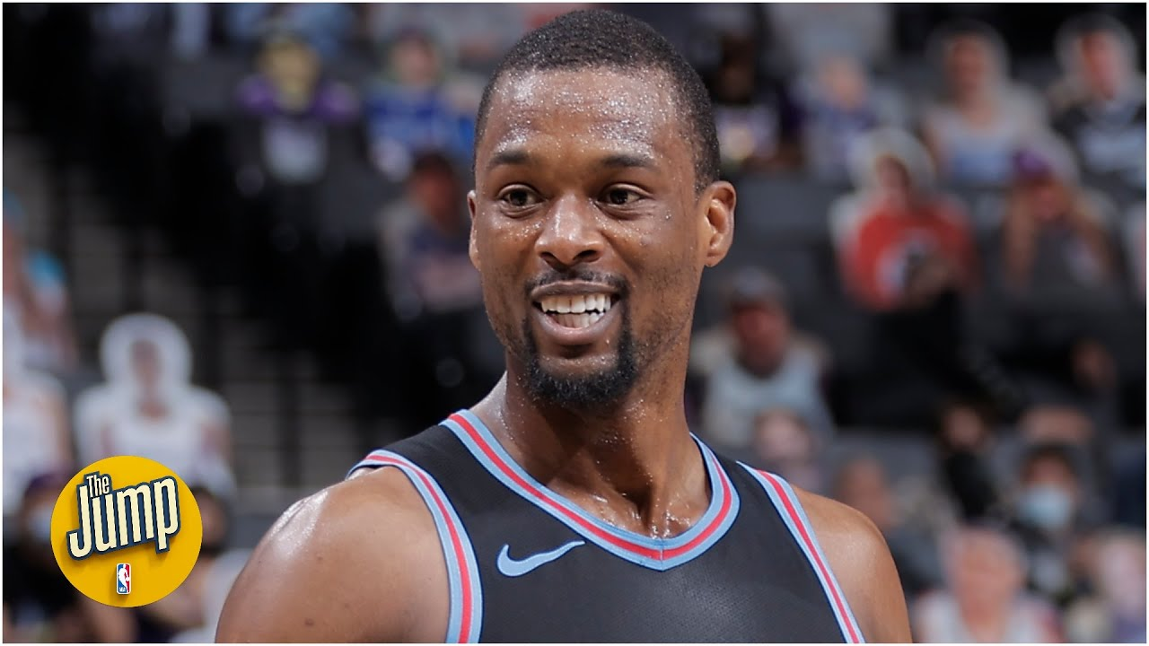 Harrison Barnes on what the Kings need for a playoff run   The Jump