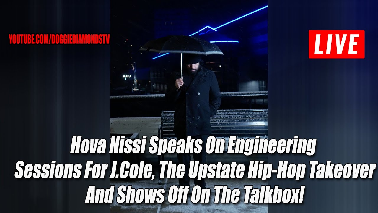 Hova Nissi Talks Engineering Sessions For J.Cole And Gives Out Tech Tips For The Perfect Home Studio