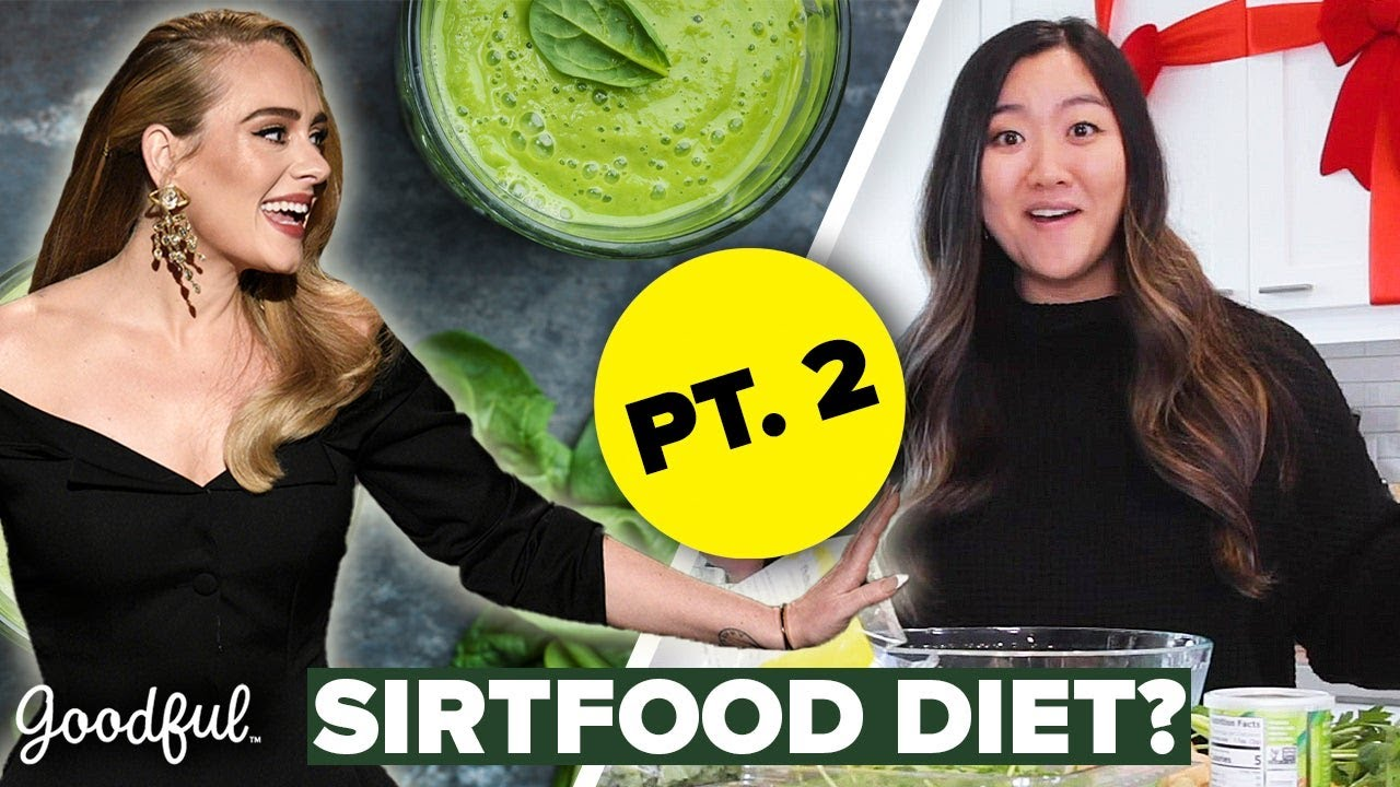 I Tried Adele's Sirtfood Diet To Improve My Mental Health