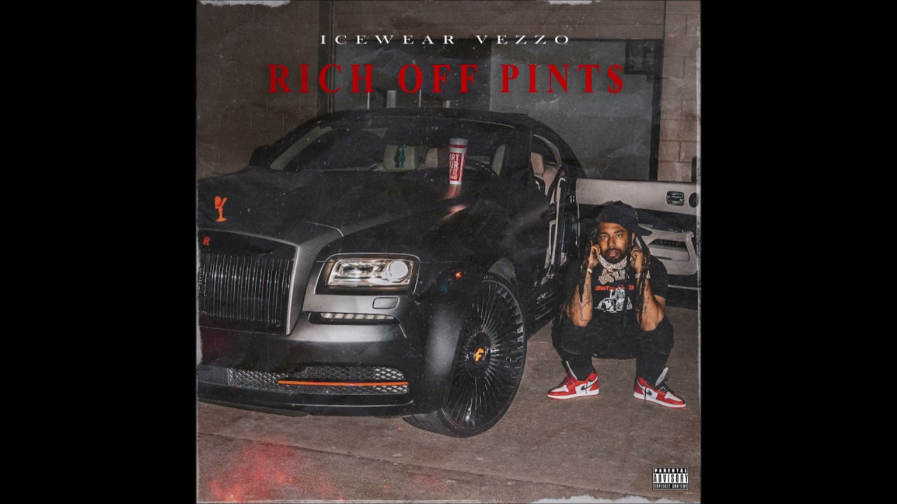 """Icewear Vezzo feat. EST Gee – """"Kobe Bryant"""" OFFICIAL VERSION"""