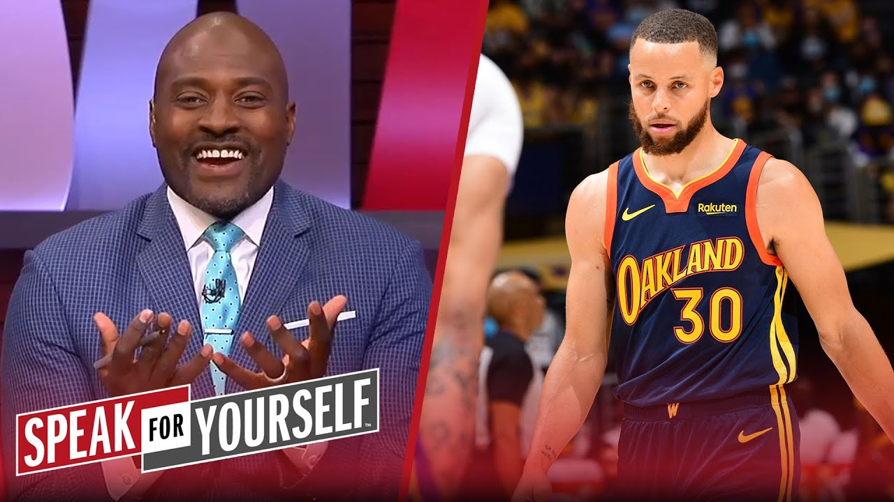 I'm disappointed in the Warriors' loss to Lakers — Marcellus Wiley   NBA   SPEAK FOR YOURSELF