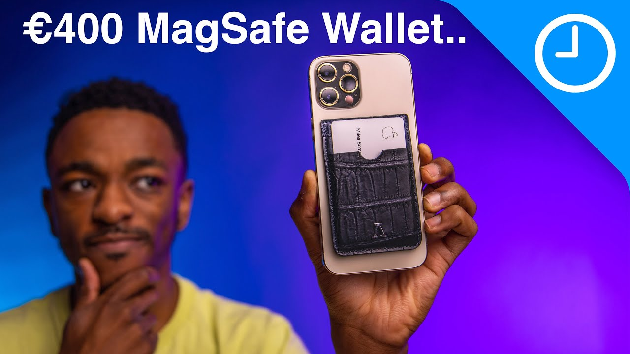 Is this MagSafe Alligator-Leather Wallet any good?