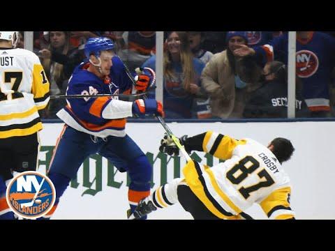 Islanders Fall To Penguins 5-4 In Wild Game 3 | New York Islanders
