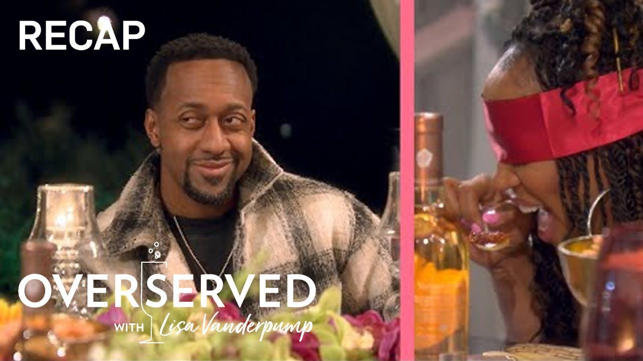 """Jaleel White & Kym Whitley Eat What?! """"Overserved"""" Recap 