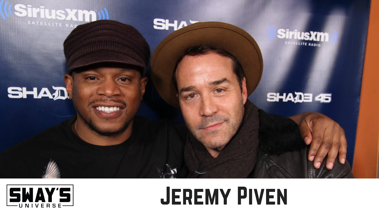 Jeremy Piven Talks New Movie 'Last Call' on Sway In The Morning | SWAY'S UNIVERSE
