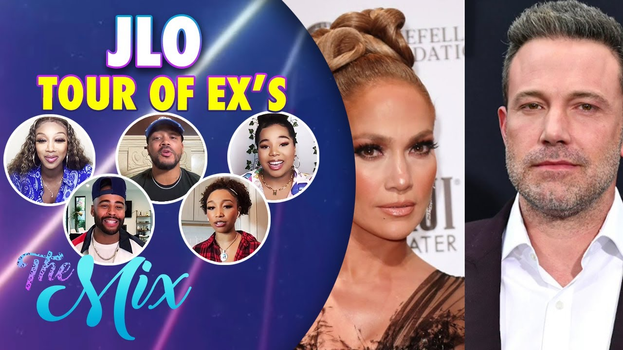 JLo Taking Back Her Ex? | The Mix