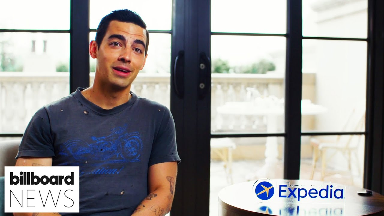 Joe Jonas Partners With Expedia To Give Travelers a Helping Hand I Billboard News