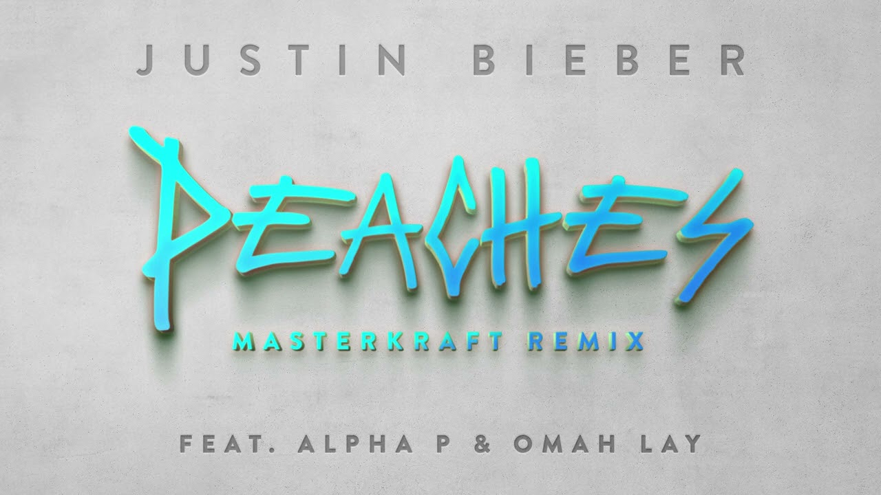 Justin Bieber – Peaches (Masterkraft Remix) ft. Alpha P & Omah Lay