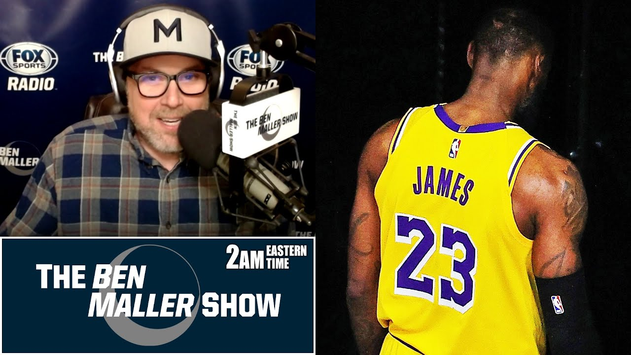Lakers' Title in Bubble Will Be Most Fraudulent Championship in NBA History | BEN MALLER SHOW