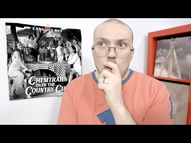 Lana Del Rey – Chemtrails Over the Country Club ALBUM REVIEW
