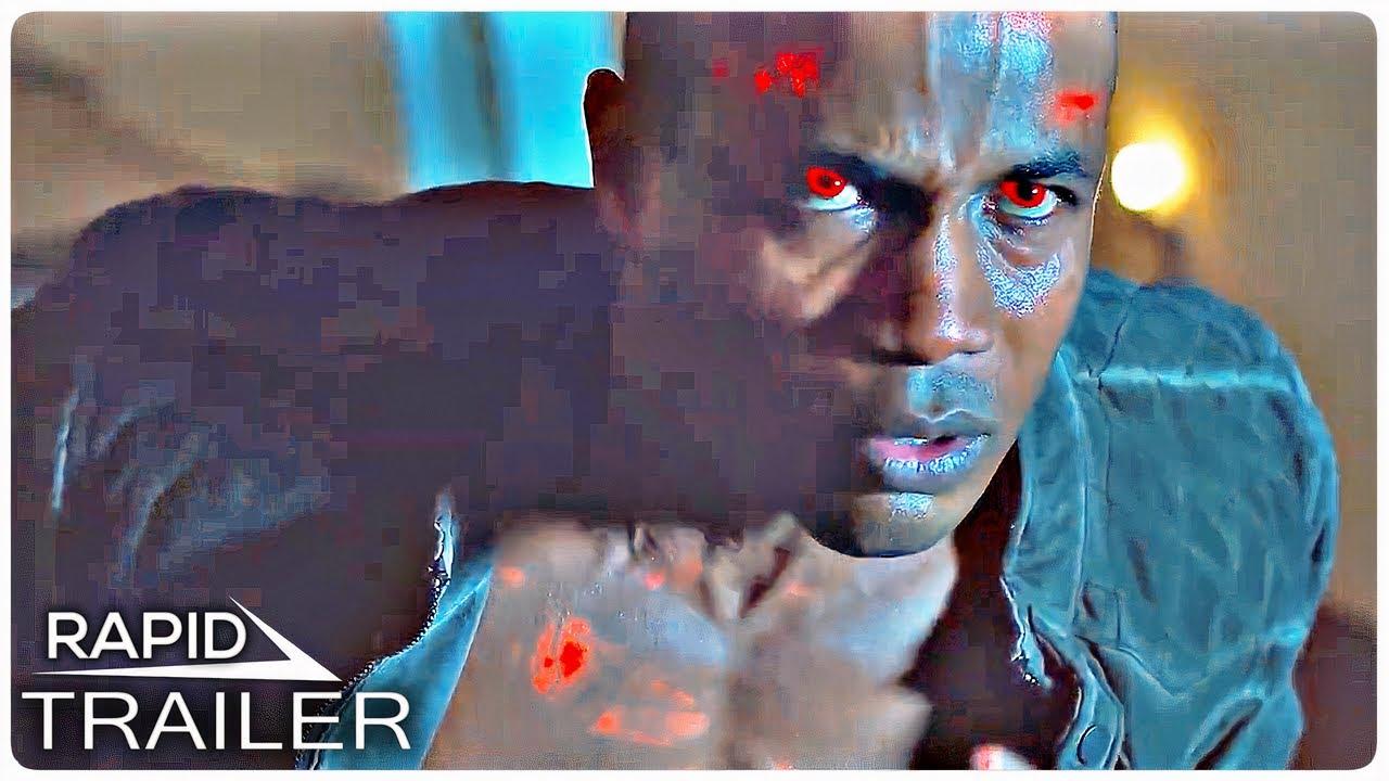 LAZARUS Official Trailer (2021) Superhero Movie HD