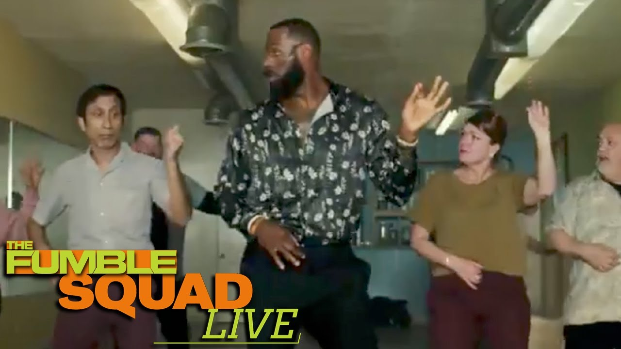LeBron James Goes Viral For His HILARIOUS Salsa Dance Moves In New Commercial
