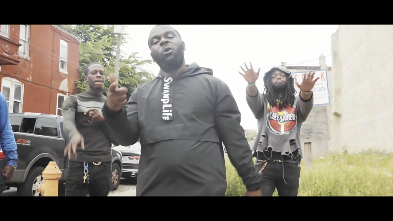 Lik Moss X OBH Pretty Flock X Razor – Man Down (New Official Music Video) (Skeet Production)